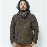 [ゴーウエスト]ANORACK JACKET/PRINTED 60/40 CLOTH