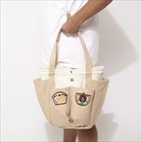 [ハオミン]HAOMING×RANDY SAVAGE&ULTIMATE WARRIOR TOTE BAG