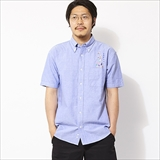 [ハオミン]LEGS SPREAD OX S/S SHIRT