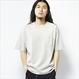 [ヘルスニット]MAX WEIGHT BIG CREW S/S TEE