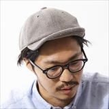 [ハンティズム]Loop Knit Umpire Cap