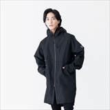 [キウ]KiU SLICKER RAIN LONG JACKET