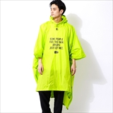 [キウ]KiU AIR-LIGHT RAIN PONCHO