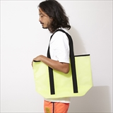 [メイ]SEETHROUGH TOTE M