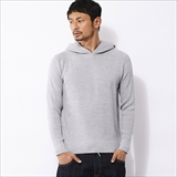 [モンチュラ]LASA HOODED PULL OVER