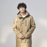 [ナンガ]AURORA 3L SHELL HOODED COAT