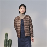 [ナンガ]INNER DOWN CARDIGAN(WOMEN)