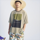 [ナンガ]NANGA MT LOGO LOOSE FIT TEE