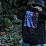 [ネイタルデザイン]EDGE OUT LONG SLEEVE TEE