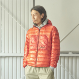 [ナンガ]AERIAL DOWN PARKA PACKABLE