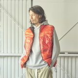 [ナンガ]AERIAL DOWN VEST PACKABLE