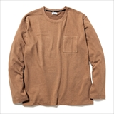 [ナンガ]CREW NECK LONG SLEEVE