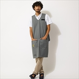 [アンドナット]VOIRY & NUT CAMP APRON_type-A