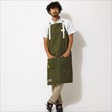 [アンドナット]VOIRY & NUT CAMP APRON_type-B