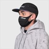 [オフィシャル]Official Nano-Polyurethane Face Mask (Black)