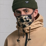 [オフィシャル]Face Mask Duck Camo Brown