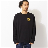 [パークスプロジェクト]nat geo border crew neck fleece