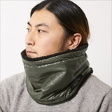 [ポーラ]REVERSIBLE SHEEP FLEECE NECK WARMER
