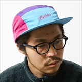 [ポーラ]ARROWHEAD CRAZY PATTERN 5PANEL CAP