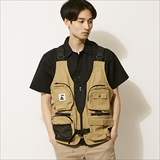 [ポーラ]CAMP VIBES POCKET VEST