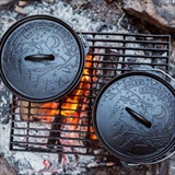 [ポーラ]CAMP FIRE DUTCH OVEN