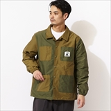 [ポーラ]SUMMIT COVERALL COACH JACKET