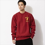 [ポーラ]WF HEAVY WEIGHT CREW NECK