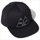 [ポーラ×ゴーアウト]VENN DIAGRAM TRUCKER CAP