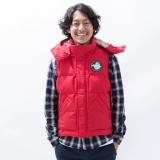 [ポールワーズ]MAKALU MOUNTAIN VEST