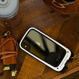 [ルート][iPhone XS/X専用]ROOT CO. Gravity Shock Resist Case +Hold.