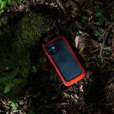 [ルート][iPhone 12mini専用]ROOT CO. GRAVITY Shock Resist Tough & Basic Case.