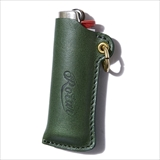 [ローター]Buttero Leather Lighter Case