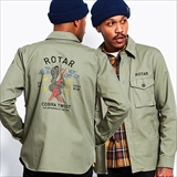 [ローター]COBRA TWIST CPO Jacket
