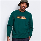 [ローター]ROTAR Half line LS SWEAT