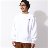 [ルツボ]NICE ART JONES CREW SWEAT(RUTSUBO×ALLRAID)