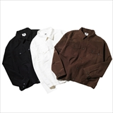 [ルツボ]CITY BOY TRUCKER LS SHIRT