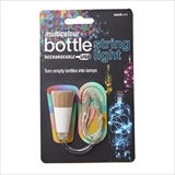 [サックユーケー]【suck uk】Multicolour Bottle string Light