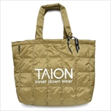[タイオン]DOWN TOTE BAG