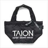 [タイオン]DOWN LUNCH TOTE BAG