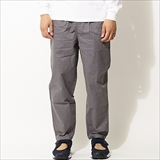 [トイマシーン]STRETCH WIDE EASY PANTS
