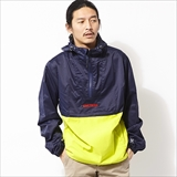 [トイマシーン]toymachine COLOR BLOCK ANORAK PARKE