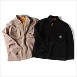 [トイマシーン]FRONT POCKET WORK JACKET