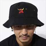 [トイマシーン]MONSTER MARKED EMBROIDERY HAT