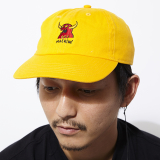 [トイマシーン]MONSTER MARKED EMBROIDERY CAP