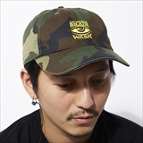 [トイマシーン]BRAIN WASH EMBROIDERY CAP