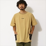 [トイマシーン]SIDE POCKET CREW NECK SHIRTS