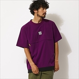 [トイマシーン]FRONT POCKET CREW NECK SHIRT