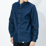 [ウー]KUNG-FU DENIM SHIRTS