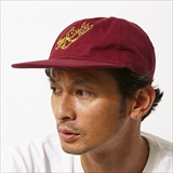 [ワールドインダストリーズ]DEVILMAN EMBROIDERY SIX PANEL CAP