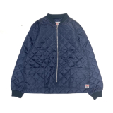 [ワークキング]QUILTED FREEZER JACKET